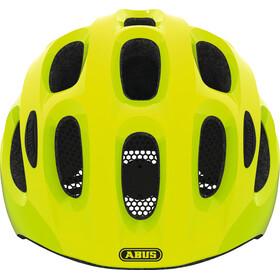 ABUS Youn-I Cykelhjelm Børn, neon yellow